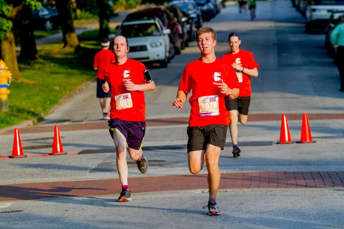 2017 Corporate FunRun Delaware 5K
